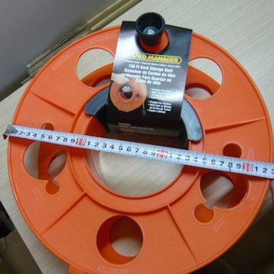 画像4: BAYCO社製ケーブルマネージャーKW-130「#16/3 150フィート巻(46m)」ハンディタイプ
