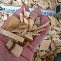 針葉樹チップ(ガーデンマルチ、歩道・庭園化粧用)【高品質】【50L入り・約1平方メートル分(厚さ5cm)】