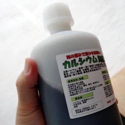 カルシウム海藻エキス