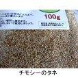 画像2: チモシーのタネ 生牧草・ペット・実験栽培用【100g】【送料無料】【時間指定不可】 (2)