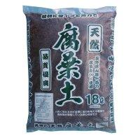 長野県産-腐葉土【18L】100%広葉樹の完熟腐葉土【国産】