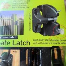 詳細写真1: 鍵付き ゲートラッチ|D &D Technologies Key-Lockable Gate Latch