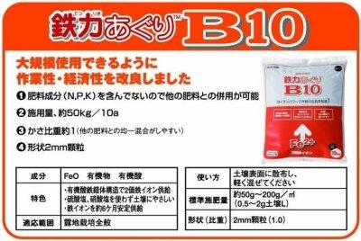 鉄力あぐりB10【15kg】