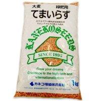 【緑肥用種子】てまいらず|リビングマルチ用 六条大麦|イネ科【1kg】カネコ種苗製