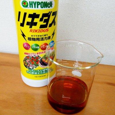 ハイポネックス リキダス【800ml】
