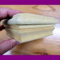 ポストキャップ|ピラミッドタイプ 4X4|Newport High Pyramid wood post caps