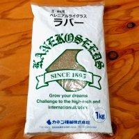 【西洋芝種子】ペレニアルライグラス ラバー【1kg】WOSウィンターオーバーシード専用芝草