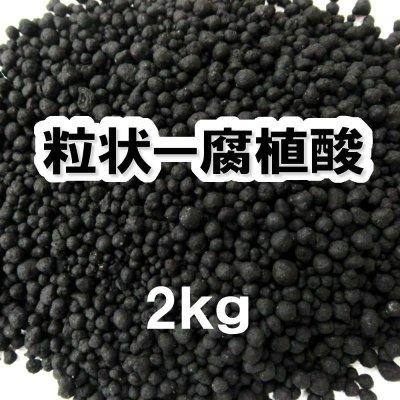 画像1: 粒状-腐植酸(泥炭)【2kg】農業・園芸肥料用