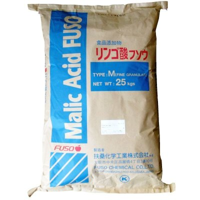 画像1: [軽]DL-リンゴ酸|リンゴ酸フソウM【25kg】果実酸-酸味料・pH調整剤【納期7日】