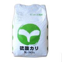 (水耕栽培用)硫酸加里(硫酸カリウム)【20kg】水溶性加里51%・完全溶解タイプ