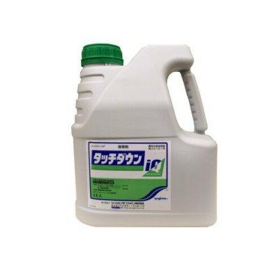 画像1: 農耕地用除草剤-タッチダウンiQ【5L】