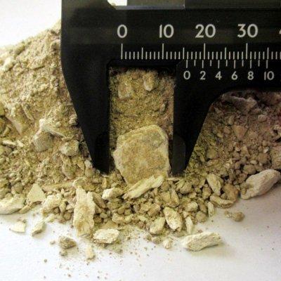 画像2: 蒸製骨粉100(N2-P24)骨粉100% 【1kg】【全国一律530円】