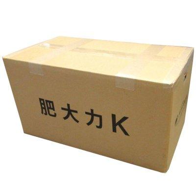 画像1: 肥大力K 肥大促進カリウム葉面散布肥料【20kg】
