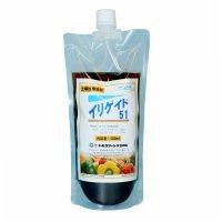 イリゲイド51(液剤)【500ml】農業生産者用界面活性剤 IrrigAid|土壌改良剤