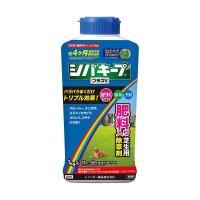 肥料入り除草剤|日本芝・ジャノヒゲ専用除草剤「シバキーププラスV」【1kg】肥料効果もある【西洋芝不可】