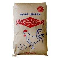 愛玩家禽・採卵成鶏用飼料-プラチナエース【20kg】家禽用木酢酸入りフード