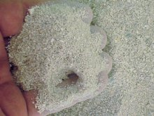 詳細写真1: カキ殻+卵殻の混合有機石灰【BG土づくり元・20kg】【酸性土壌改良・有機質補給】
