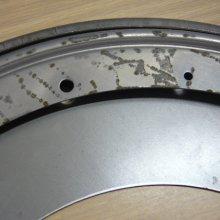 詳細写真2: レイジースーザンターンテーブル(12インチ[300mm]円形ベアリング回転盤 USA-Triangle社)
