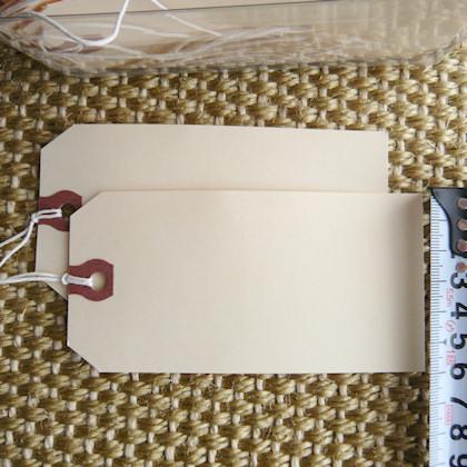 マニラタグ 5 avery manila g shipping tags ave12505 紐付き荷札100
